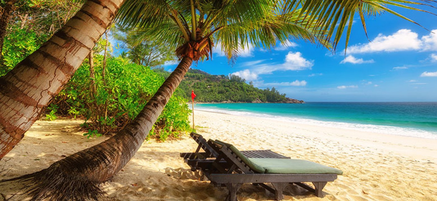 Book flights to Seychelles
